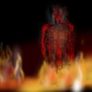 En el fuego