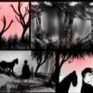 Wolf-Knight Manga - Page 1