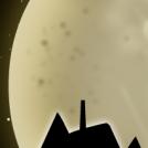 Golden Moonrise
