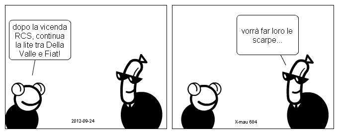 (684) liti tra le parrocchiette