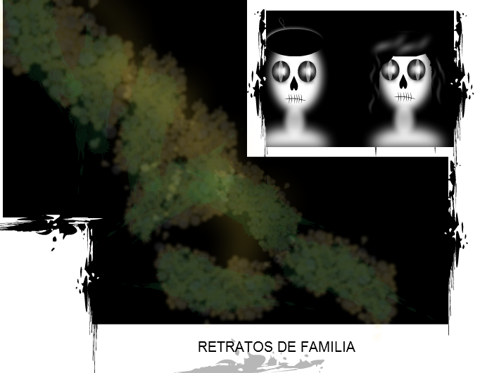 Retratos de familia