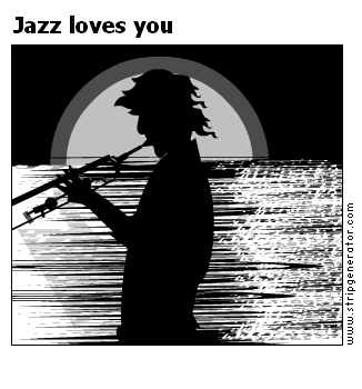Jazz loves you