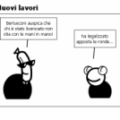 Nuovi lavori