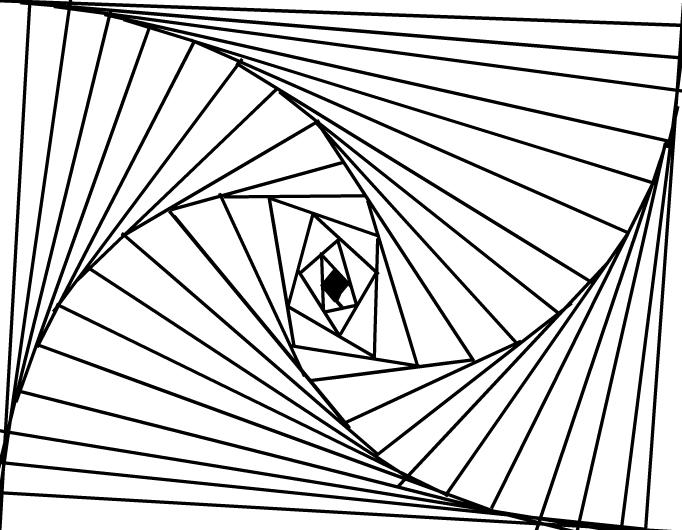 a geometric form I like