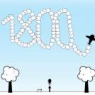 1 800 strips