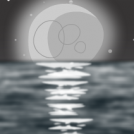 moon/sea