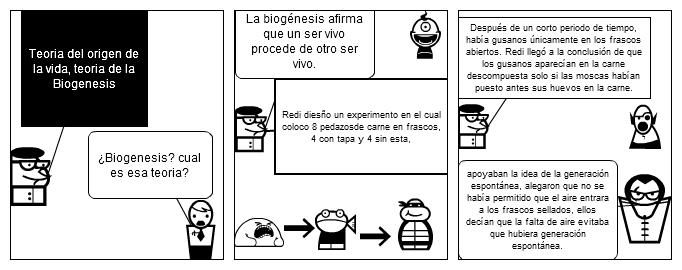 Biogenesis teoria de la vida