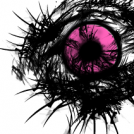 experimental eye art...