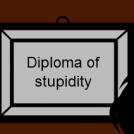 How I got my diploma of stupidity - Epilogue