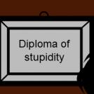 How I got my diploma of stupidity - Epilogue