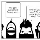 Shit game