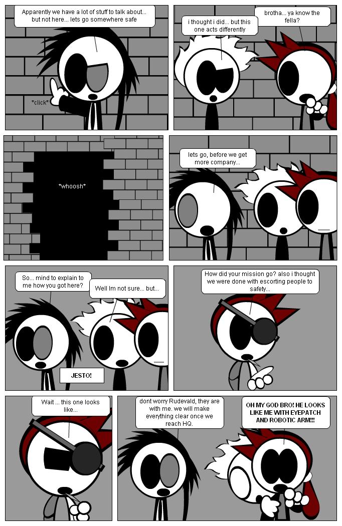 The betreyal of Skull p. 6