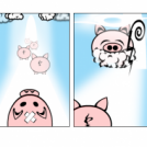 A Pig's Second Life