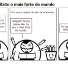 Os Mafiosos em: Willzito o mais forte do mundo