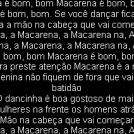 Macarena!