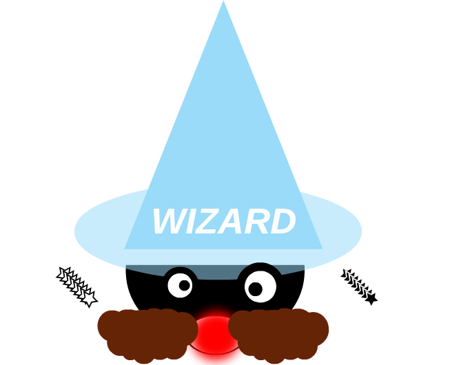 I am WIZARD !