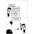 SSF Chronicles Comic