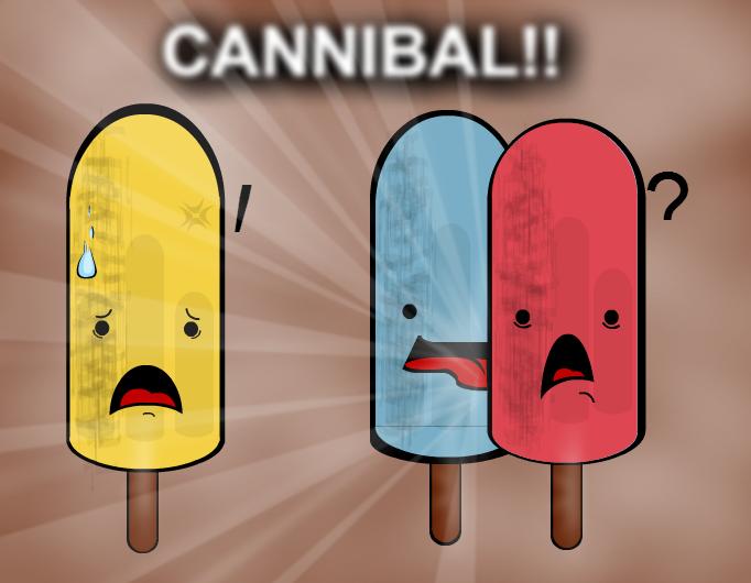 CANNIBAL??!!!