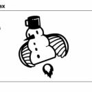 flying snowman hoax