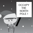 OCCUPY THE NORTH POLE !