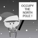 OCCUPY THE NORTH POLE !