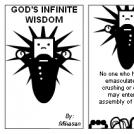 God's Infinite Wisdom