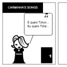 CARMINHA'S SONGS