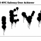 Elevator Comic # 85-NYC Subway Over Achiever
