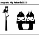 True Philo-sophy--Congrats My Friends!!!!!!