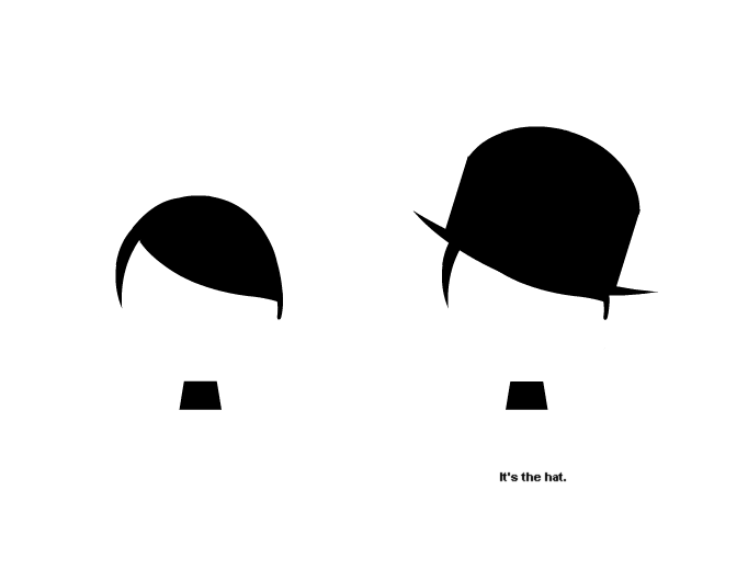 Hitler and Chaplin