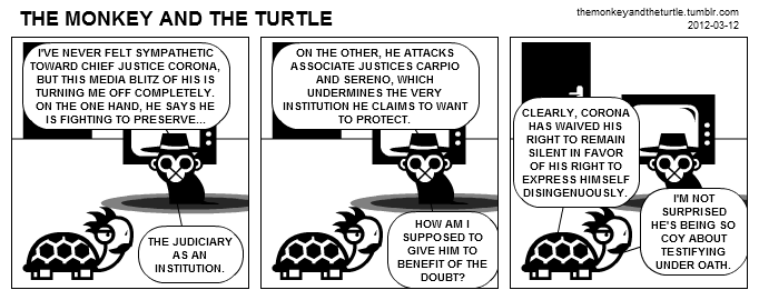 The Monkey and the Turtle (2012-03-12)