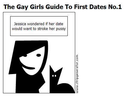 The Gay Girls Guide To First Dates No.1