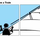 Battle on a Train