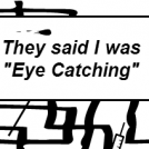 Strip #1 (&quot;Eye Catching&quot;)
