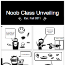 Noob Class Unveiling