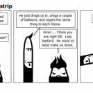 Just another comic strip