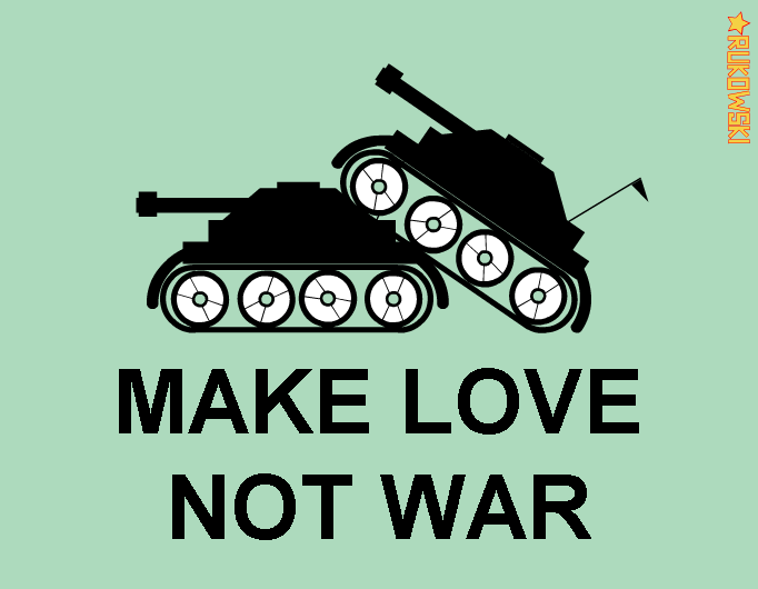 Make Sex Not War