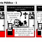 Jussara, a Funcionária Pública - 1