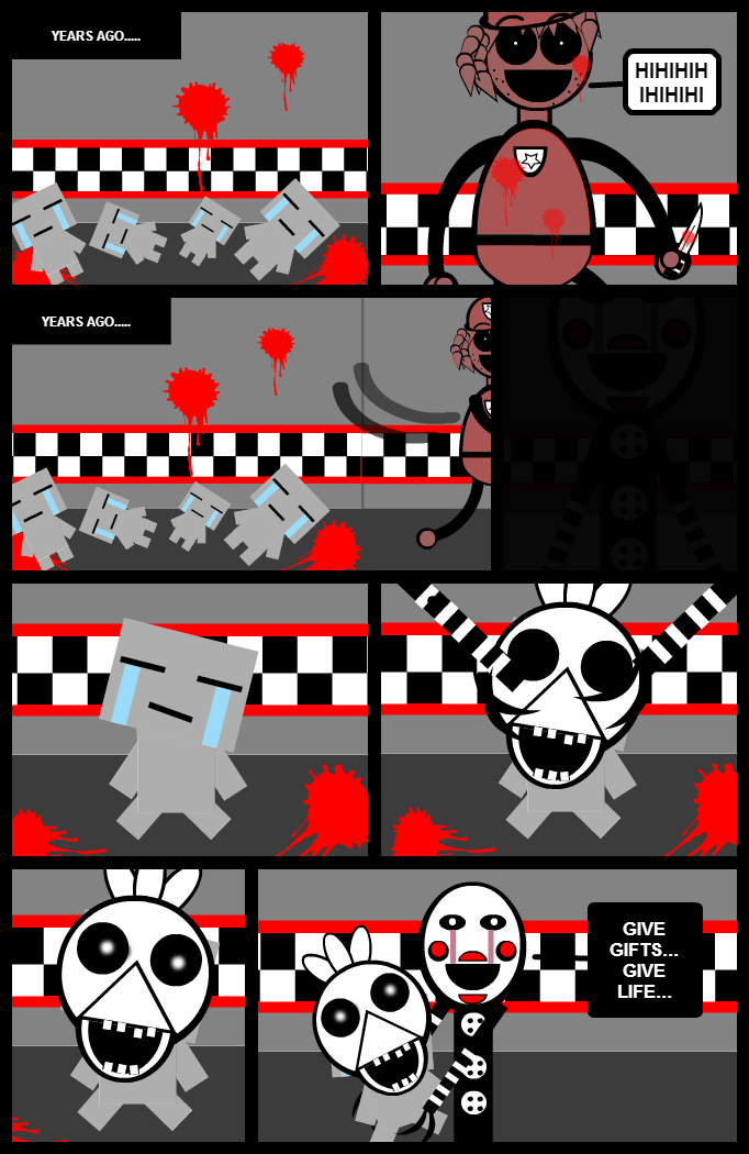 five nights at freddy's part 3
