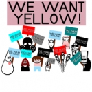 YELLOW DEMONSTRATION