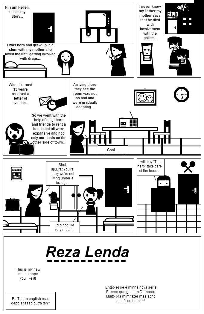 Reza Lenda:Prologue
