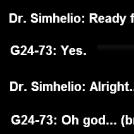 G24-73 dialog