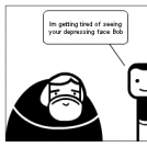 Depressing Bob #1