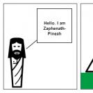 Zaphenath-Pineah