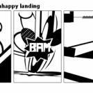 Bill the Klingon - Unhappy landing