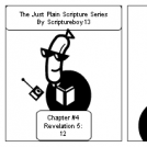 The Just Plain Scripture Series/ Chapter # 4