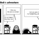 Dexter, Maryla and Bob's adventure