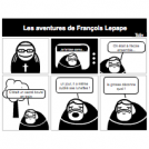 les aventures de Franois Lepape