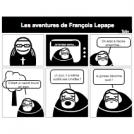 les aventures de François Lepape