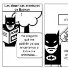 Las aburridas aventuras de Batman